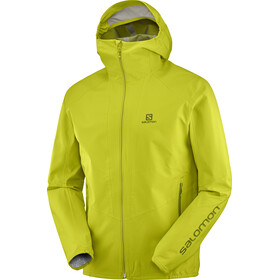 Salomon Outline - Veste Homme - jaune